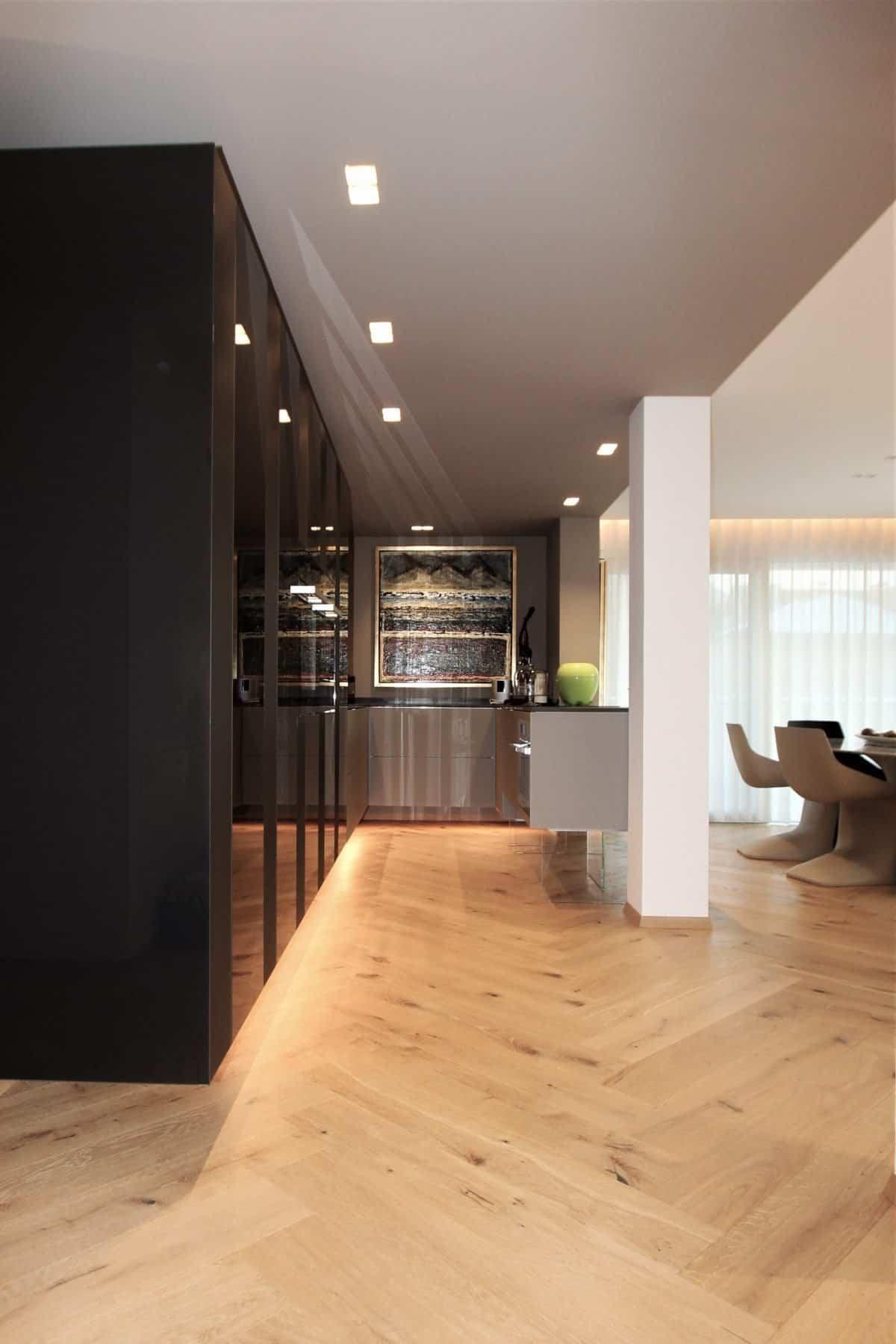 fanton mobili appartamento bolzano dettaglio cucina