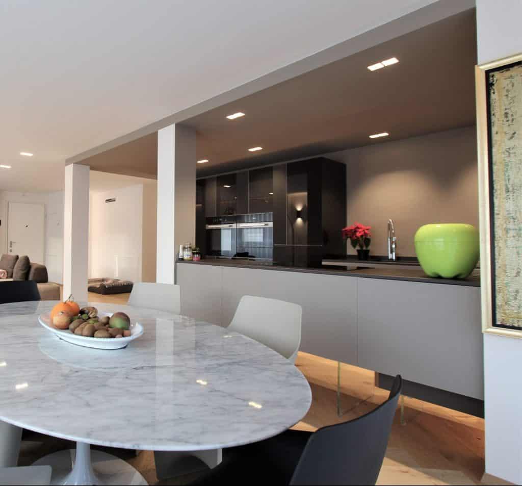 fanton mobili progettazione appartamento bolzano