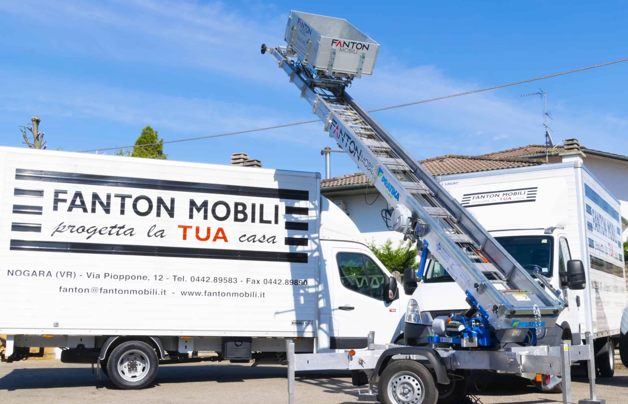 fanton mobili trasporto mobili